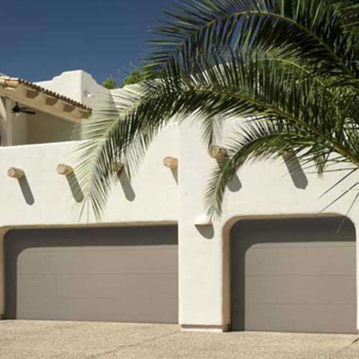 Amarr HERITAGE Traditional Steel Garage Door