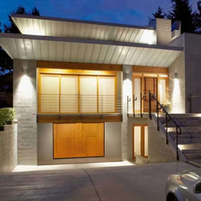 Amarr TRENTO by Silvelox Specialty Garage Door