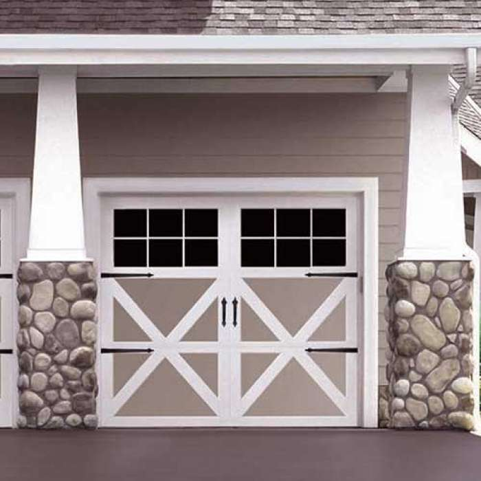 Wayne Dalton Carriage House Garage Doors Model 9700