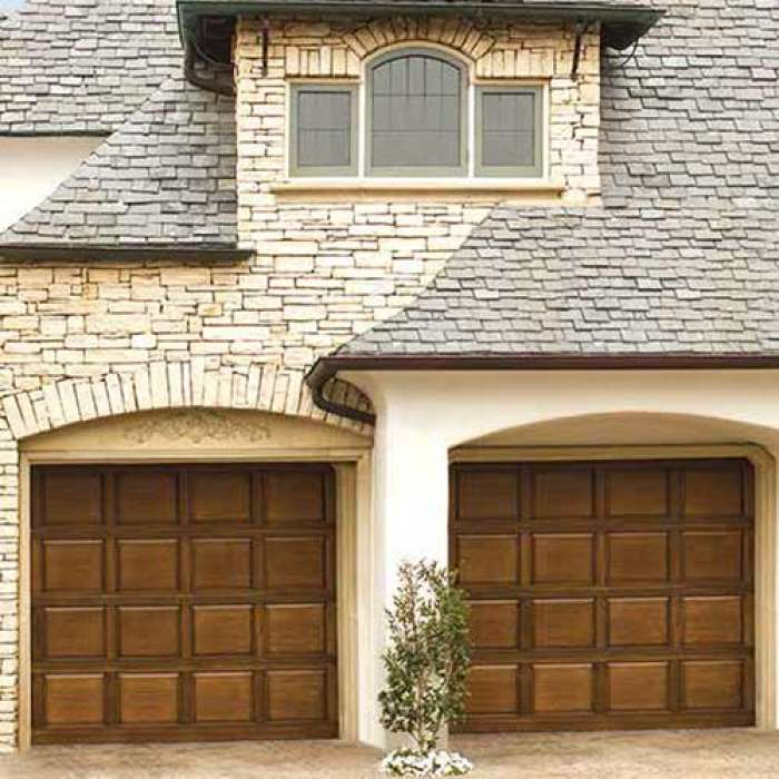 Wayne Dalton Wood Garage Doors 300 Series