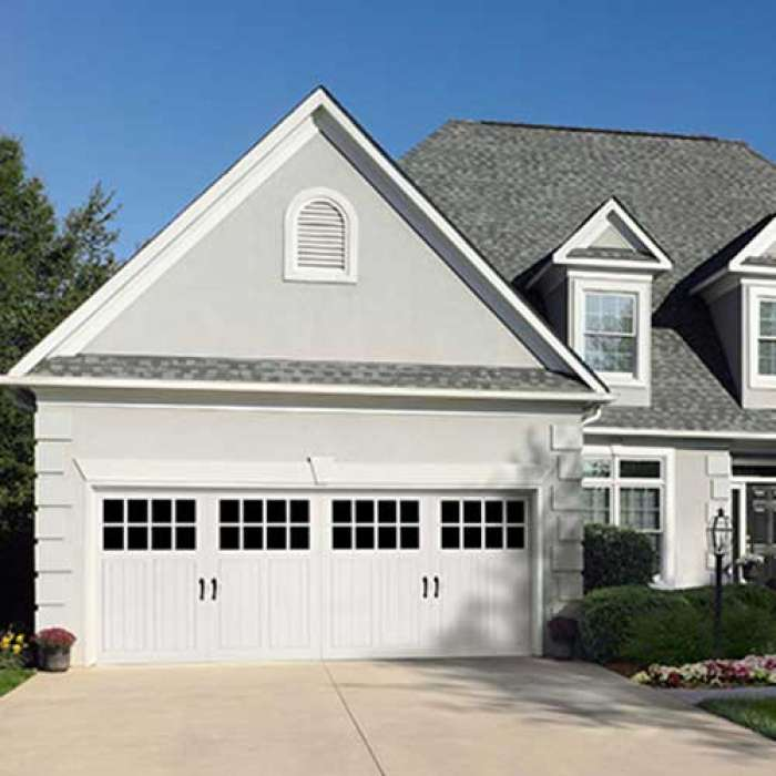 Amarr COASTAL Specialty Garage Door