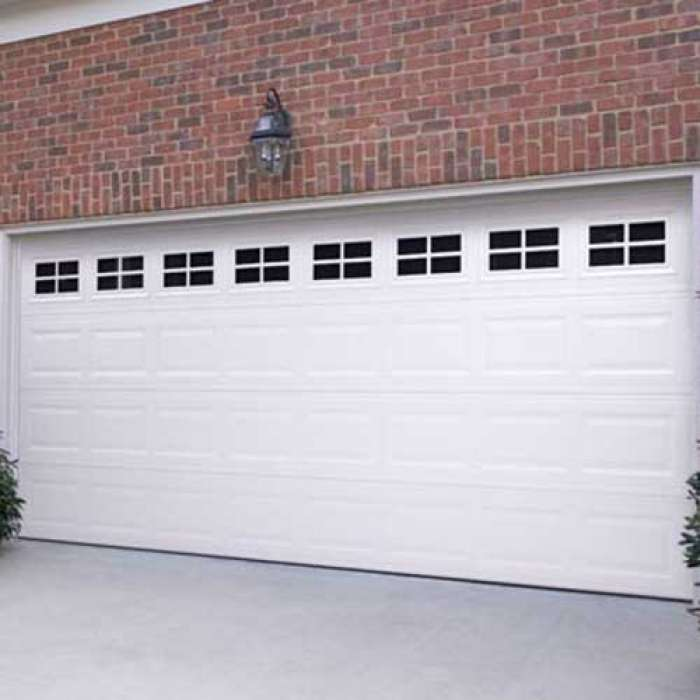 Amarr OLYMPUS Traditional Steel Garage Door