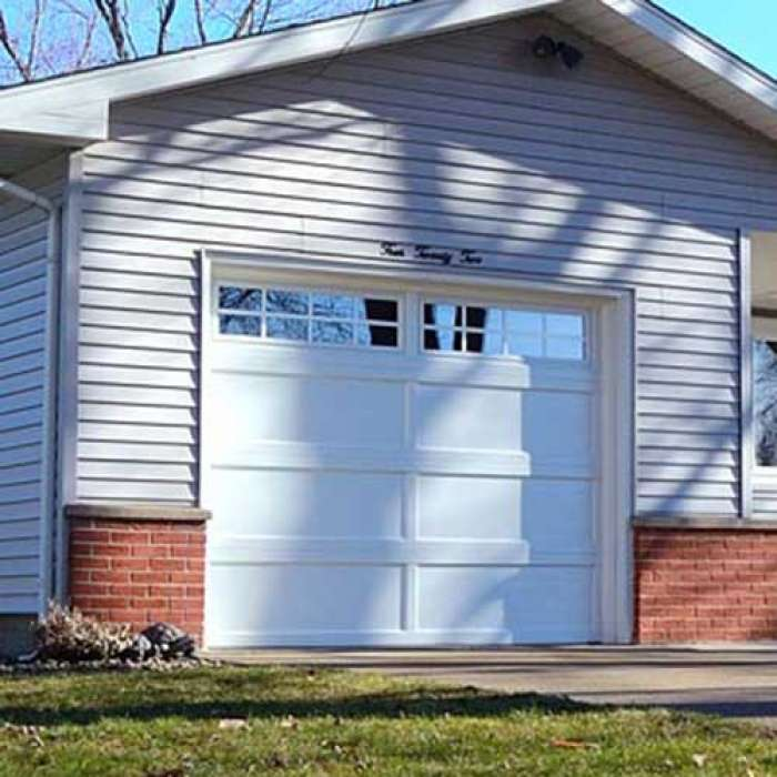 C.H.I. Recessed Panel Garage Door 2294