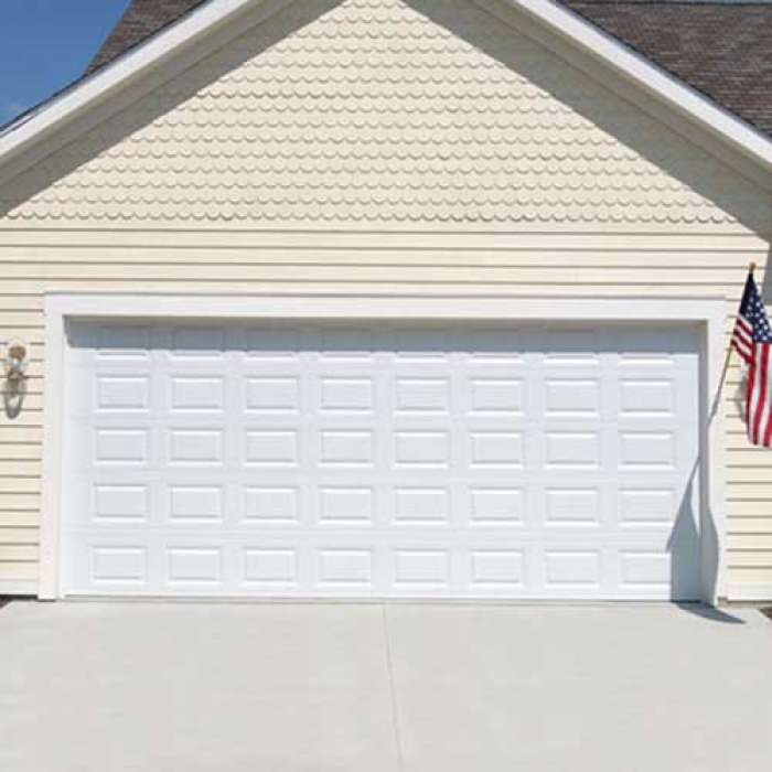 C.H.I. Raised Panel Garage Door 2216