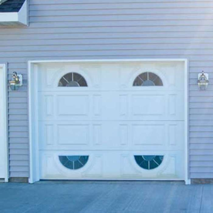 C.H.I. Raised Panel Garage Door 2703