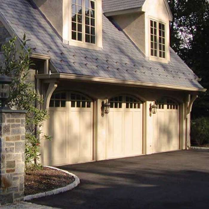 Artisan Medallion 100 Series Fine Wood Carriage Doors