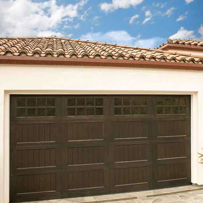 Wayne Dalton Wood Garage Doors 7100 Series