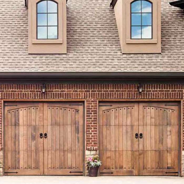 Wayne Dalton Wood Garage Doors 7000 Series