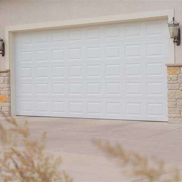 C.H.I. Raised Panel  Garage Door 2255