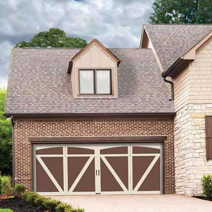 Wayne Dalton Carriage House Garage Doors Model 6600