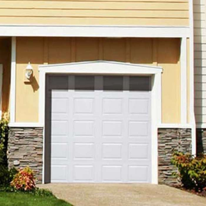 C.H.I. Raised Panel Garage Door 2751