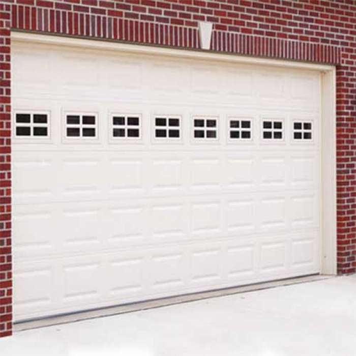 C.H.I. Raised Panel Garage Door 2240