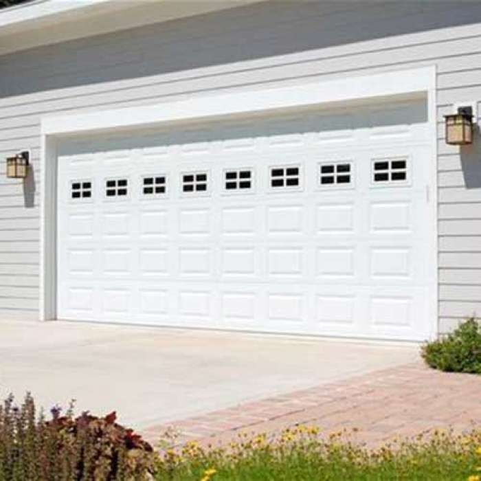 C.H.I. Raised Panel Garage Door 2250