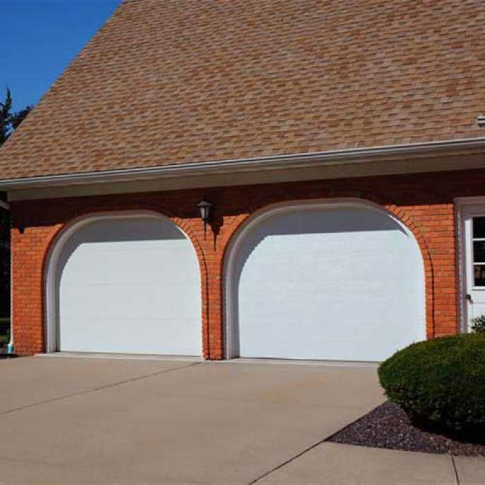 C.H.I. Flush Panel Garage Door 2284